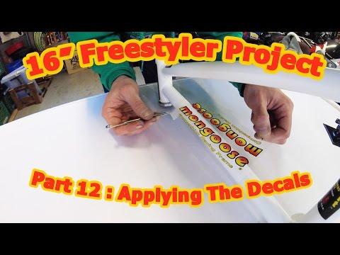 "RadBoyz: Old School BMX Restoration 1980 16"" Freestyler Part 12"