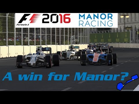 F1 2016: A Race Win For Manor? - Azerbaijan