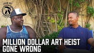 Million dollar Art HEIST gone wrong - OFOESHO - Fresh Out: Life After the Penitentiary
