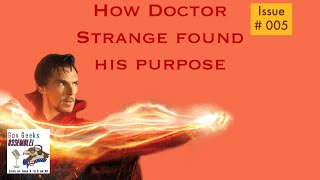 How Dr. Strange Found His Purpose - Gov Geeks Assemble Podcast #05