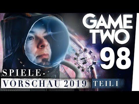 Spielevorschau 2019 [Teil 1]: die wichtigsten Games des Jahres | Game Two #98