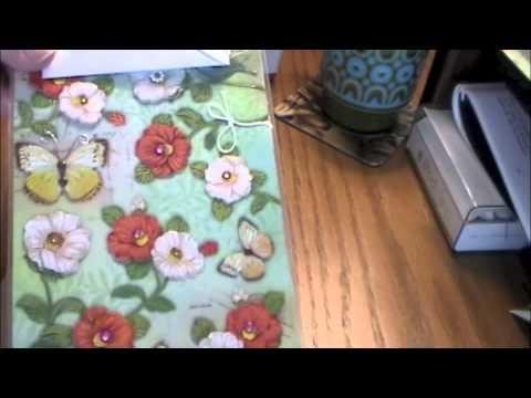 May Folder Journals Robin Moore & Carolyn Wall