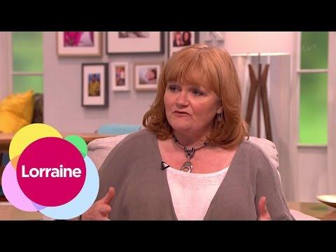 Downton Star Lesley Nicol Talks Charity For Bears  Lorraine
