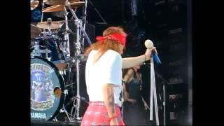Guns N' Roses - Knockin' On Heaven's Door (Freddie Mercury Tribute 1992) mp3