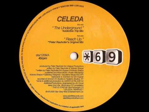Celeda - Reach Up (Peter Rauhofer's Original Mix)