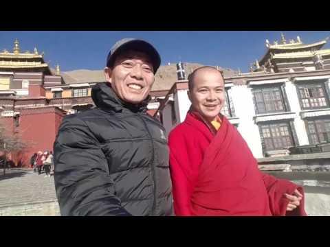 Khám phá Tây Tạng. Ký sự - Phần 5: Tu viên Tashilhunpo