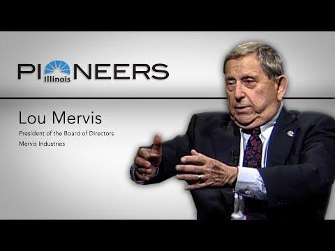 Illinois Pioneers with Lou Mervis - December 19, 2013