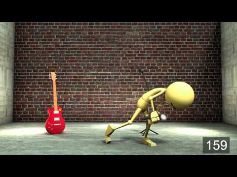 Rock Animation