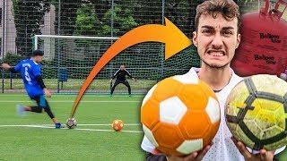 DIESER HELIUM BALL IST ANDERS HELIUM VS NORMALER BALL