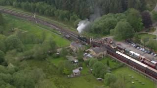 Rail Away: Groot-Brittannië (North Yorkshire Moors Railway, Pickering-Grosmont)