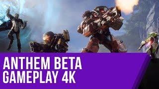 Anthem: 17 minuti di gameplay Free Roam in 4K