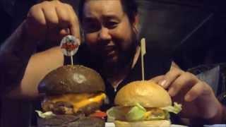 Big Burn Burger Total time 5.00 min Vikings Jungle Chiang mai of Thailand