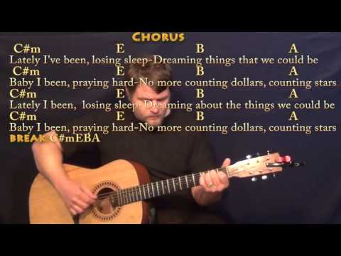 one republic couning stars fingerstyle g... - Myhiton