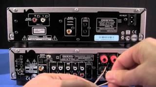 ONKYO CS-1045 Install (Mini Hifi System)