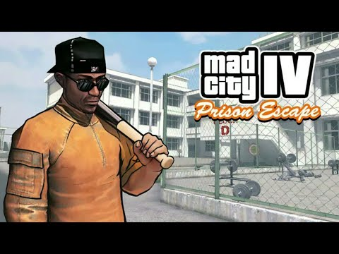 Mad City IV Prison Escape - by Extereme Games | Android Gameplay |