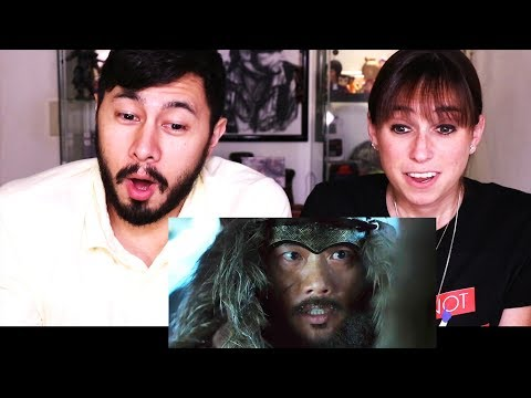 THE FORTRESS   Korean Movie   Trailer Reaction w/ Perri!