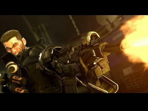 Deus Ex: Human Revolution - Official Gameplay Trailer