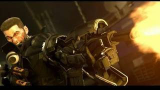 This new gameplay trailer shows off some amazing action and abilities in Deus Ex Human Revolution the next hot sequel to the famous SciFi game