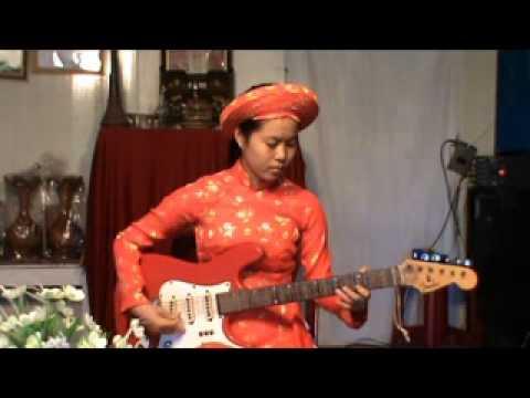 TUYẾT HOA độc tấu guitar: bài hạ cách (7)