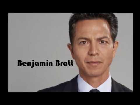 Benjamin Bratt family
