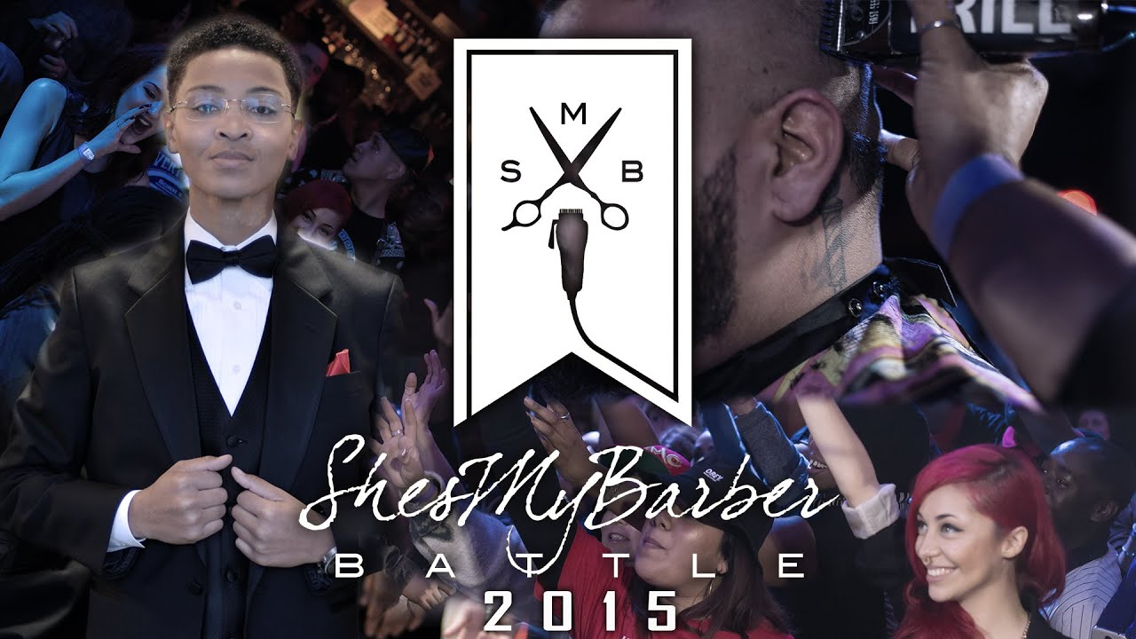 Barber Battle : Shes My Barber Battle - YouTube