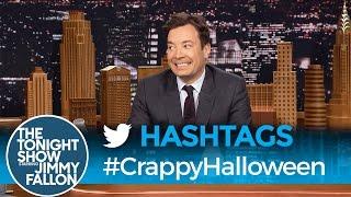 Hashtags: #CrappyHalloween