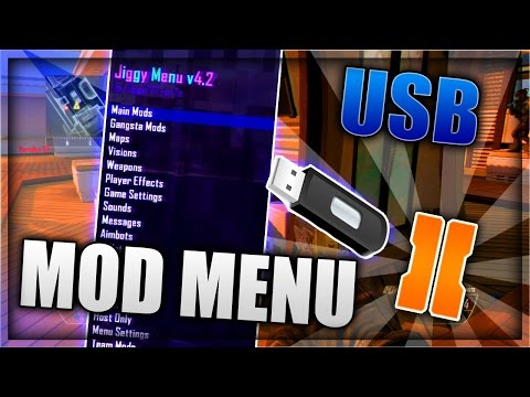 No Survey Black Ops 2 BO2 USB Mod Menu Tutorial    DOWNLOAD  XBOX/ps3