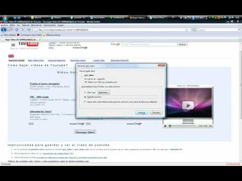 Descargar videos de youtube sin programas rapido y facil