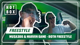MU$A386 & Marvin Game - Both (prod. by Nastylgia & PJ Pipe It Up) |Hotbox Freestyle