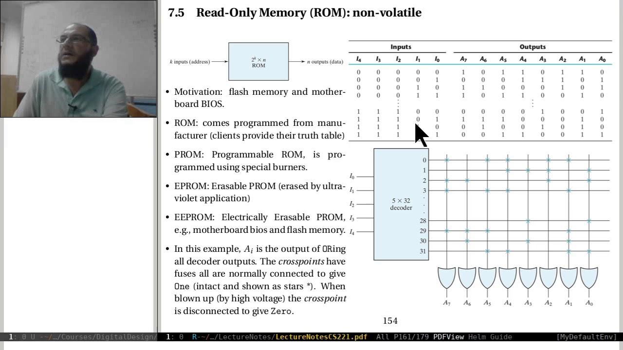 07-b Memory: ROM
