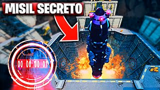 The New Missile Will Destroy the Monster AND The Fortnite Map (All Secrets)