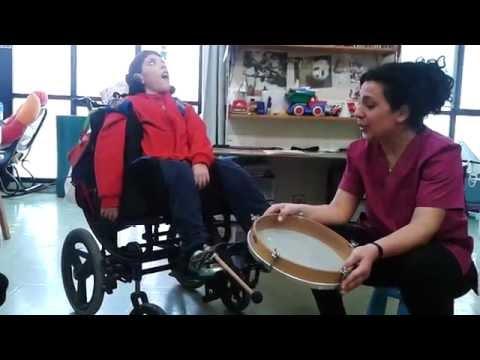 EJERCIO  DEL LIBRO MUSICOTERAPIA PARA EL DESARROLLO DE SABINA ESPOSITO