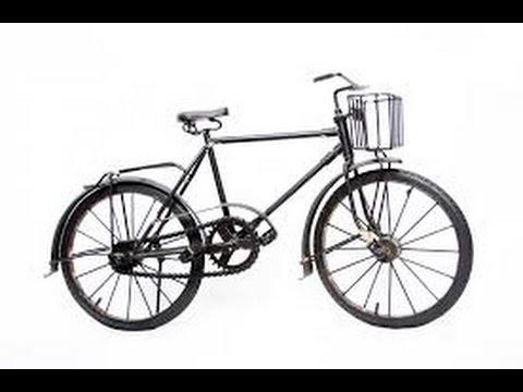 История велосипеда. Велосипеды