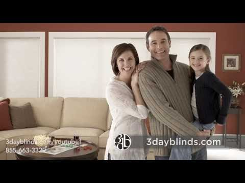 3 Day Blinds Custom Window Treatments
