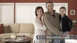 3 Day Blinds Custom Window Treatments