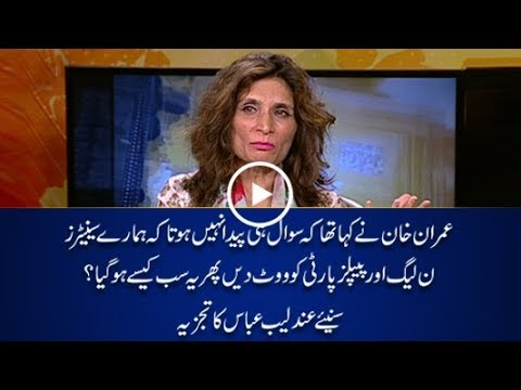 CapitalTV; Why PTI and PPP's fielded joint nominee Sadiq Sanjrani?Hum Sub 13 March 2018