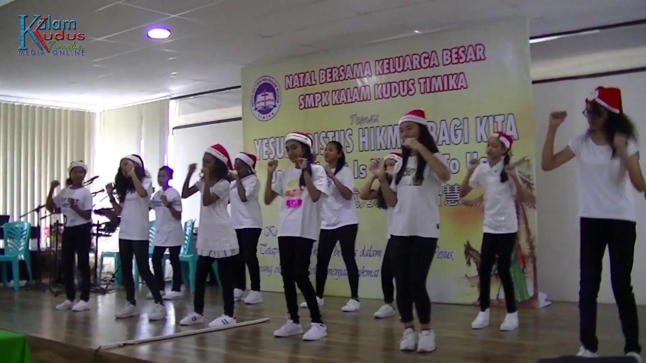 Christmas Hip Hop Dance -(Jingle Bells 2018 SMPKKKT) - YouTube