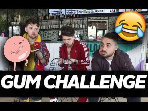 GUM CHALLENGE cu Noaptea Tarziu   14 ani de UTV @2019