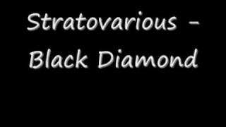Watch Black Diamond Stratovarious video