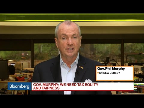 N.J. Governor Murphy Says Trump 'Weaponized' Tax Law Against The State