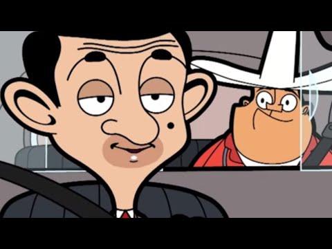 Taxi Bean | Season 2 Episode 26 | Mr. Bean Cartoon World