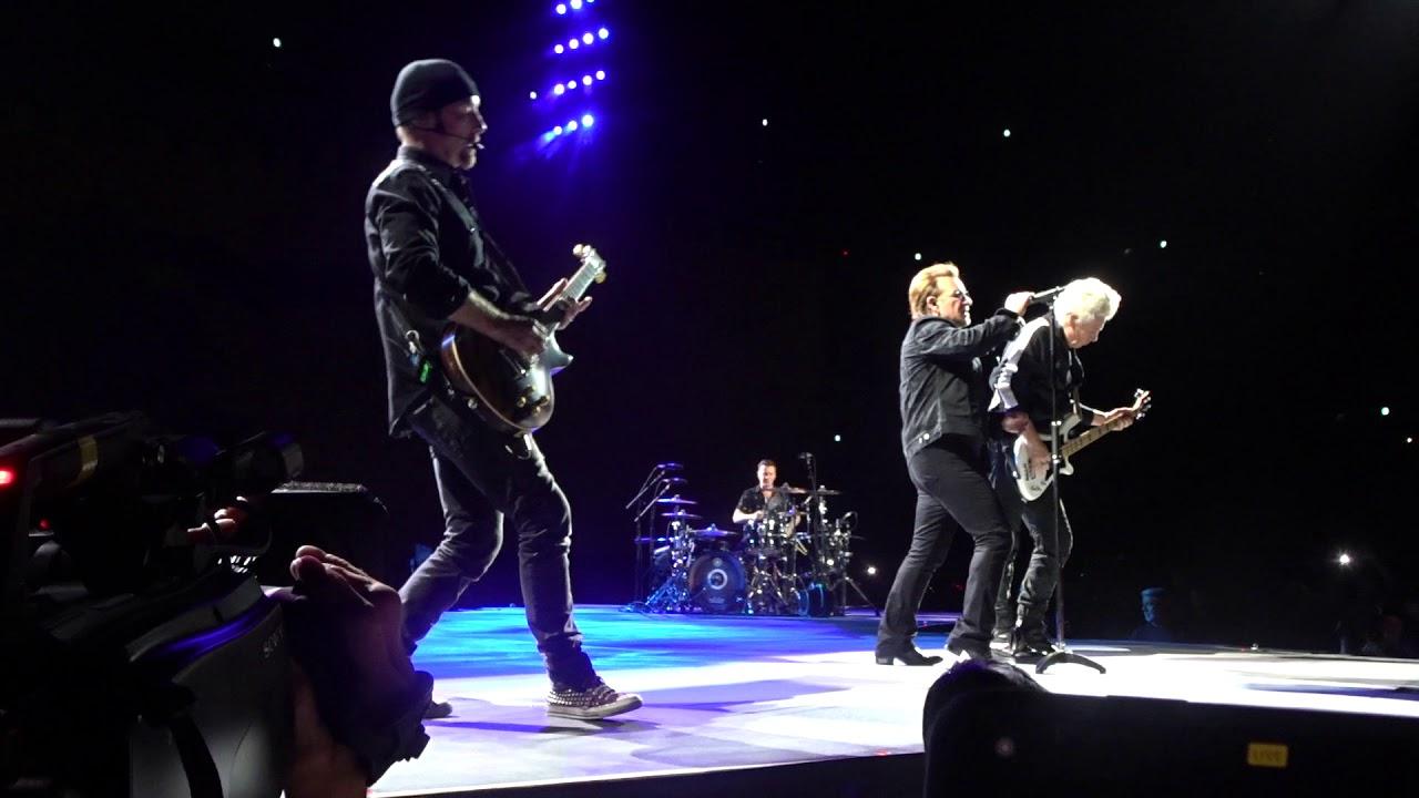 U2 New Year S Day Saitama Super Arena Saitama Japan 2019 12 04