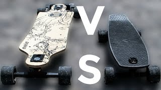 $250 VS $1600 Electric Skateboard
