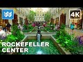watch he video of Walking around Rockefeller Center & 5th Ave in Midtown Manhattan, New York City 【4K】