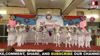 Allah Hi Allah Kiya Karo, Islamic Action Song MashaAllah Peformence By Scholars High School Students