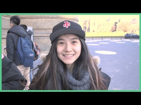 Off The Top: What do Chinese Students Like / Dislike about Studying Abroad? (留學生快問快答: 你喜歡國外嗎?)