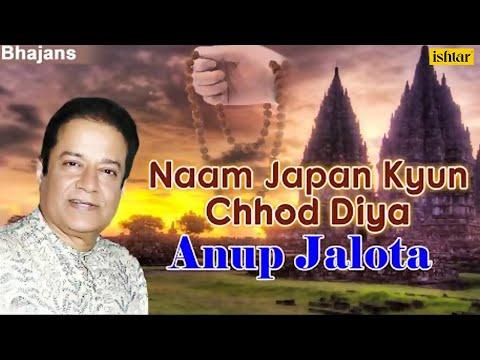 Naam Japan Kyun Chhod Diya - Anup Jalota | Best Hindi Bhajans | JUKEBOX | Popular Bhajans