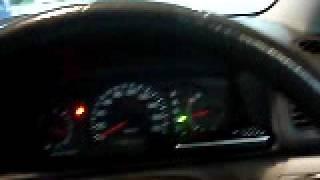 Разгон Toyota Corolla 2002  1,5 авт. на обычном 92-м бензине(, 2009-05-30T16:46:54.000Z)