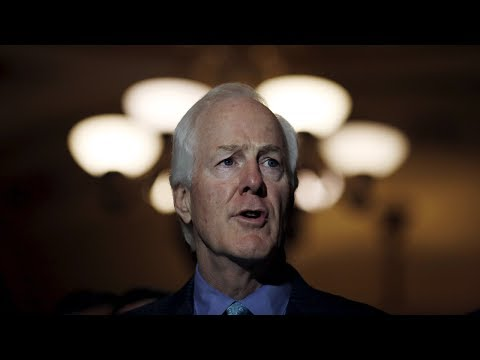 Foreign Investments and National Security: A Conversation with Senator John Cornyn