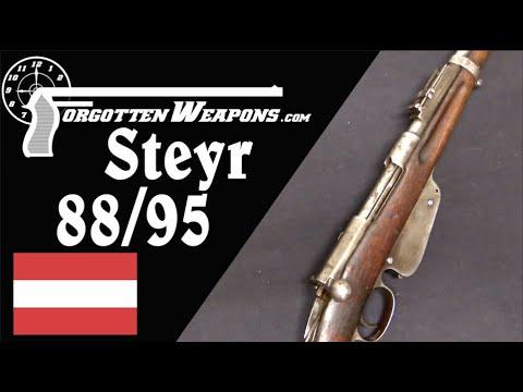 Mannlicher 88/95 - A Rare World War One Update